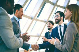 Partnerships Networking B2B