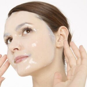 facial peel-mask-skin-