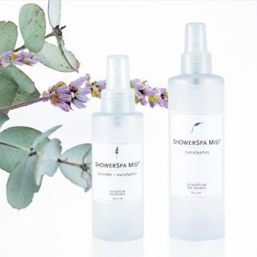 Lavender & Eucalyptus Blend ShowerSpa Mist (4 fl oz.)