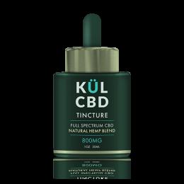 Tincture – Natural Hemp 1 fl oz / 30ml