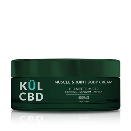 Muscle & Joint Body Cream 4 fl oz / 120 ml
