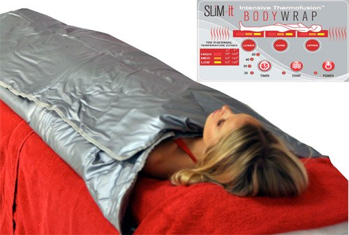 Infrared SLiM~it Body Wrap